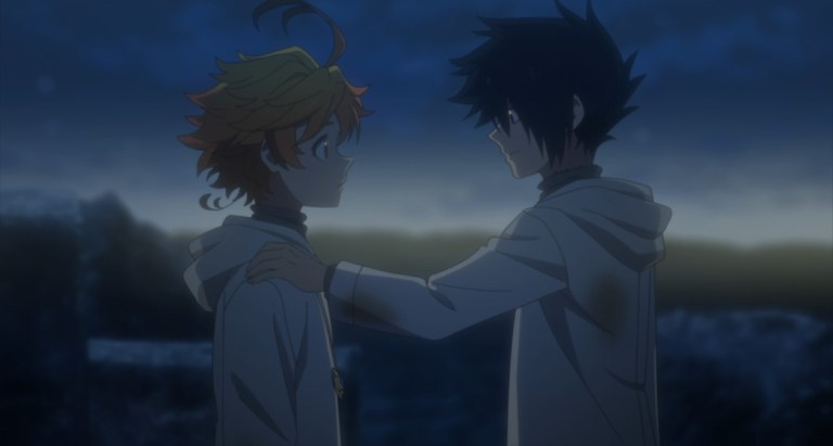 The Promised Neverland Season Two Episode 6 Emma and Ray