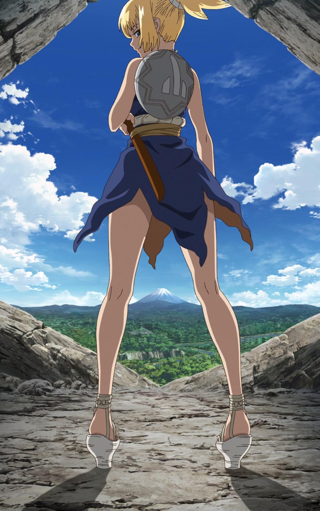 Dr Stone Stone Wars Episode 11 Kohaku