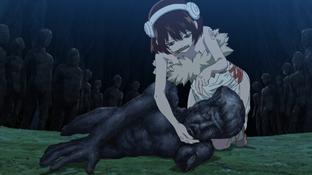 Dr Stone Stone Wars Episode 7 Yuzuriha's Secret Mission