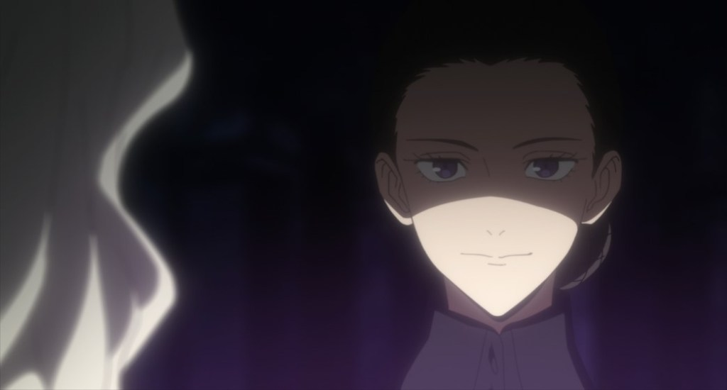 The Promised Neverland Season Two Episode 9 Isabella sets a trap