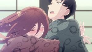 The Quintessential Quintuplets Episode 20 Miku and Futaro