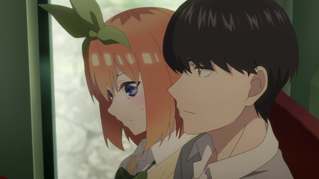 The Quintessential Quintuplets Episode 23 Yotsuba and Futaro