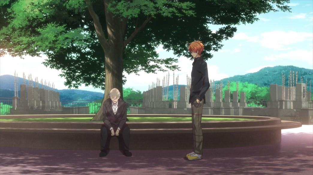Fruits Basket Episode 56 Tohru's Grandpa and Kyo