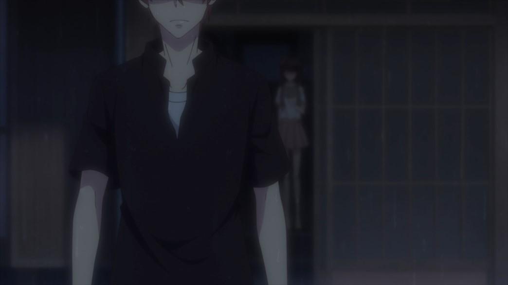 Fruits Basket Episode 58 Kyo and Tohru