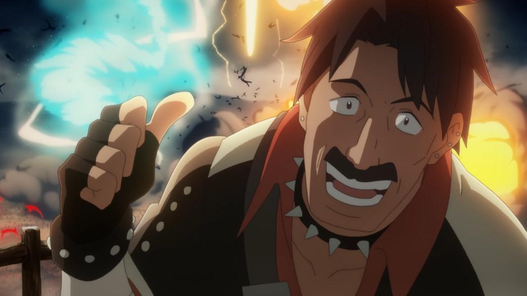 KonoSuba Movie Legend of Crimson Yun-yun's Dad