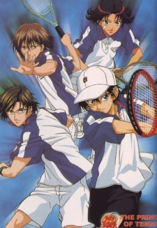 The best sport anime Prince of Tennis