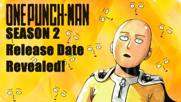 One Punch Man Season 2 Premier Date