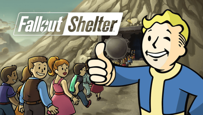 Fallout Shelter game for iphone 2018