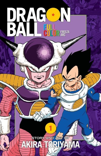Dragon Ball Full Color Frieza Arc Volumes 1-2 Review ...