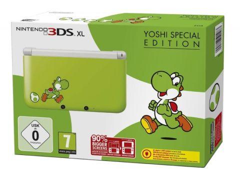 3DS XL Yoshi