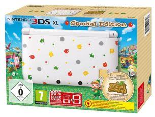3DS XL Animal Crossing
