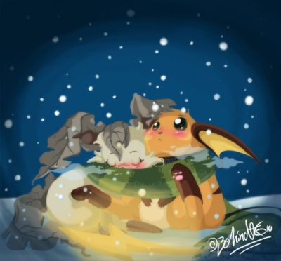 Seasons_of_Saria___Winter_by_BehindtG