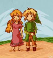 comm__rory_and_link_by_tellie_tale-d7b9fof