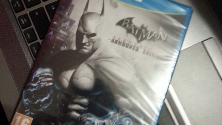 Batman Arkham City Wii U