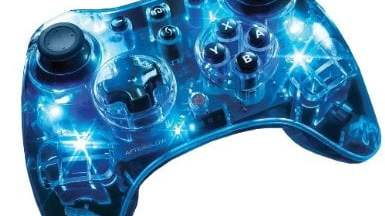 """Wii U Pro Controller """"Afterglow"""""""
