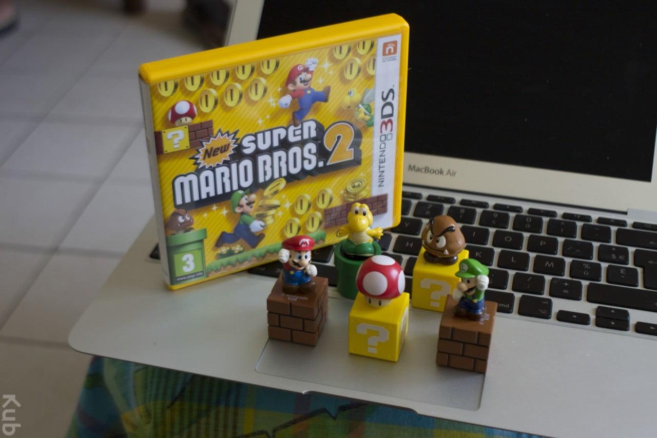Avec new Super Mario Bros 2