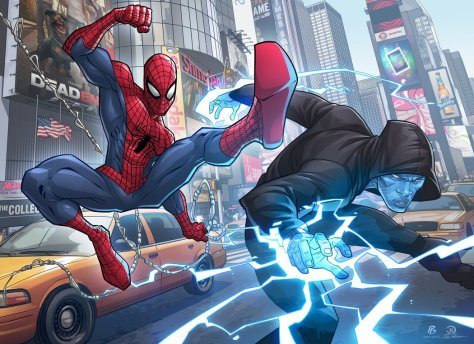 the_amazing_spider_man_2_by_patrickbrown-d6cakdm