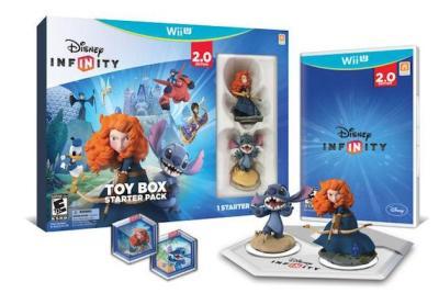 La Toy Box avec Mérida !
