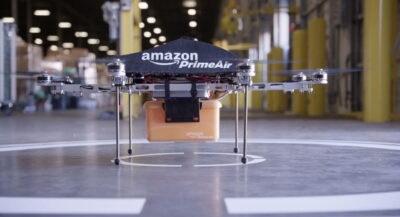 Amazon à déjà prévu l'après Premium : Le PrimeAir avec la livraison par Drone !