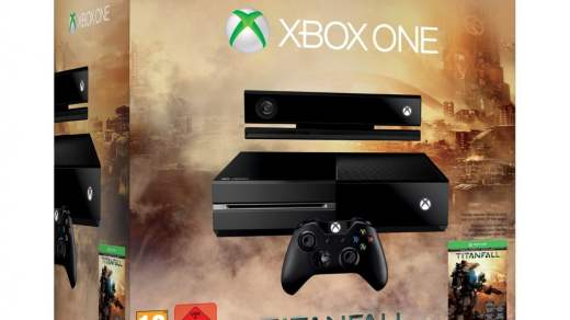 Le pack Titanfall + Kinect à 399€ seulement !