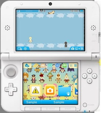 Skin Interface New 3DS (4)