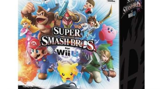 Le Bundle Smash Bros Wii U Bundle avec sa manette GameCube !