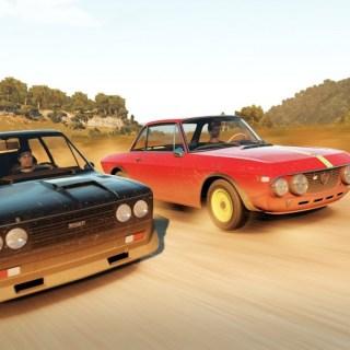Les tests de Forza Horizon 2 sont sur la route !