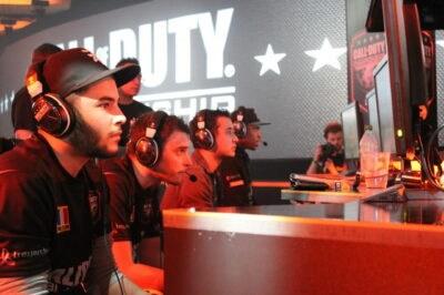 Compétition Call of Duty en France !
