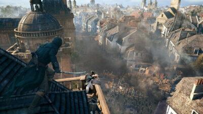 Assassin's Creed Unity à l'E3