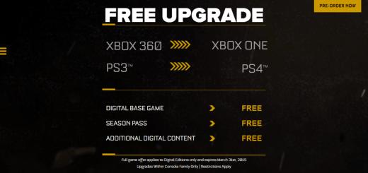 Call Of Duty Advanced Warfare Gratuit sur Xbox One & PS4