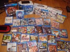 Collection PS Vita (3)