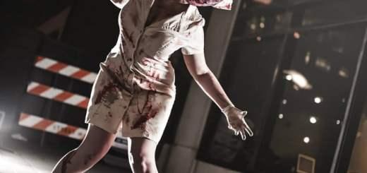 Cosplay de L'infirmière de Silent hill