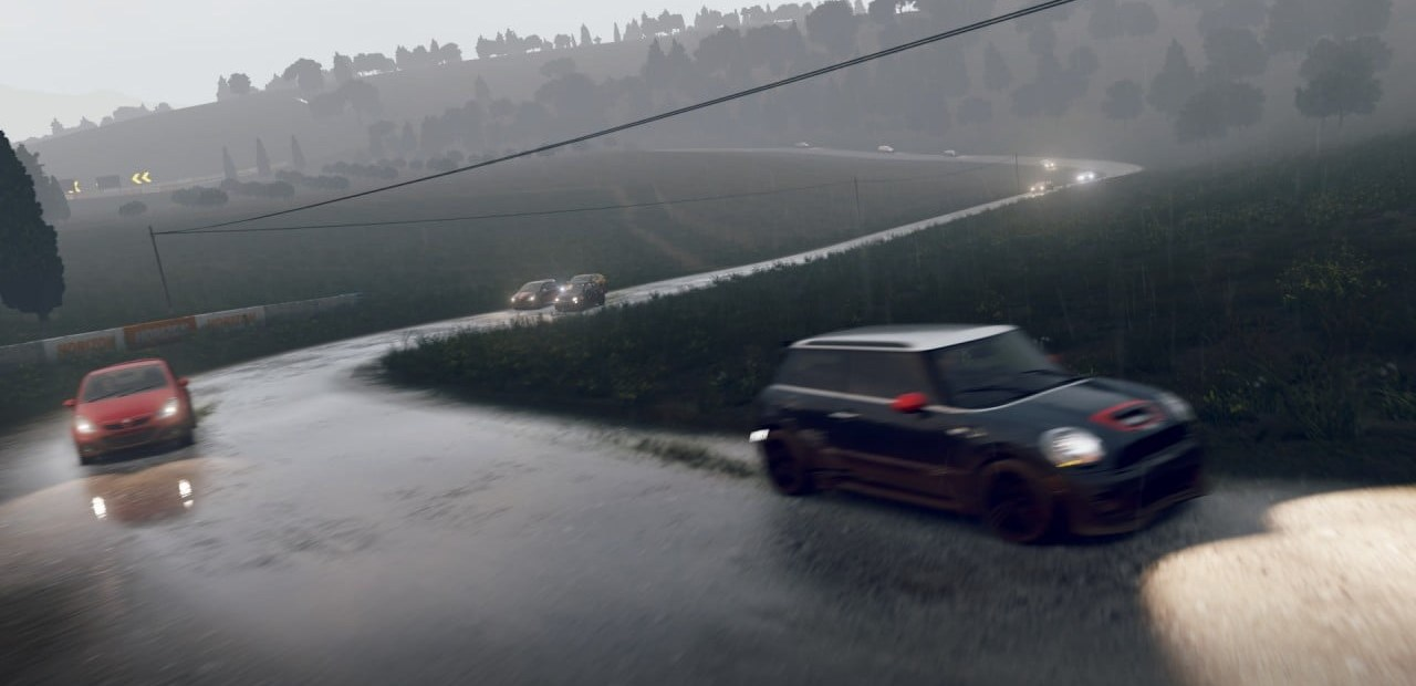 Forza Horizon 2 et sa Mini GP !