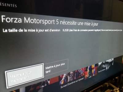 Why Forza ? Pourquoi tu me fais �a ? :'(