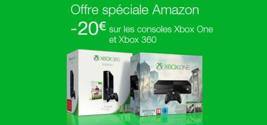 Une belle promotion sur les Xbox One et Xbox 360 !
