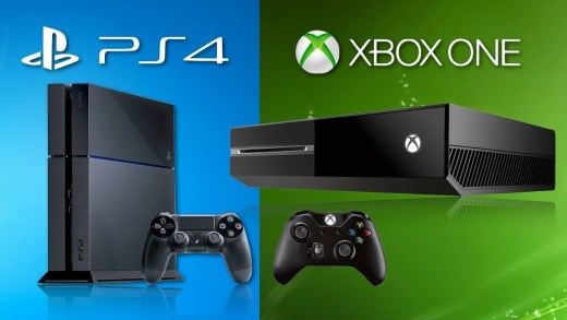Xbox One vs PS4 : Le comparatif !