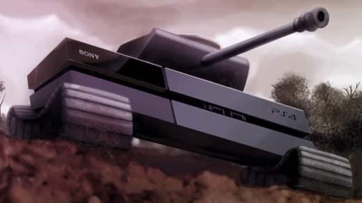La PS4 est tout de même toujours en forme !