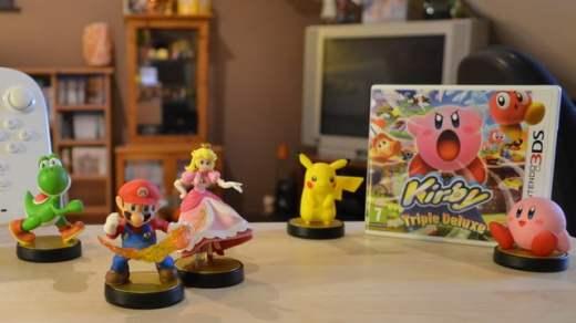Amiibo : Quelques photos maison des figurines du commerce !