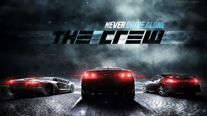 The Crew. Never Drive Alone.