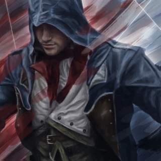 Bleu Blanc Rouge, je suis Assassin's le français :D !
