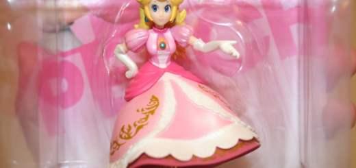 Un Amiibo Peach sans jambes atteint les 400$ sur ebay !