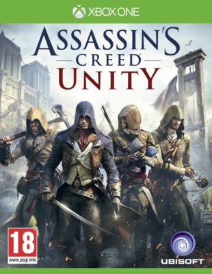 Assassin's Creed Unity à moins de 30€ !