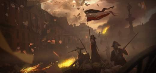 Assassin's Creed Unity Artwork
