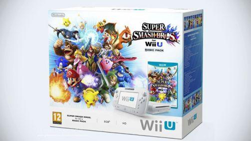 Bundle Wii U Smash Bros