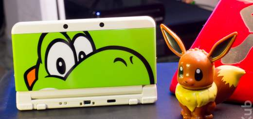 La New 3DS est arrivée chez Otakugame.fr !