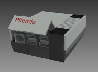 La PiTendo, emulateur de NES / SNES