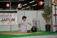 La cérémonie du thé et démo de Kendo