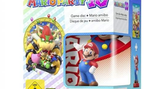 Mario Party 10 en édition limitée