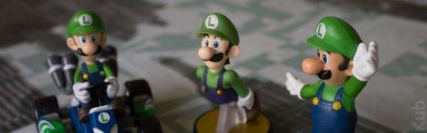 Amiibo vs McDo : Le cas Luigi