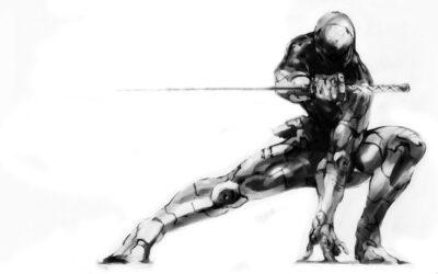 Gray Fox dans Metal Gear Rising 2 ?